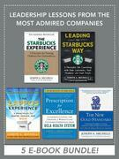 Leadership Lessons from the Most Admired Companies