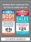 Winning Body Language for Success in Career and Life EBOOK BUNDLE