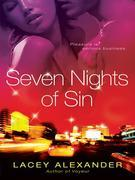 Lacey Alexander - Seven Nights of Sin