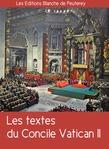 Les textes du Concile Vatican II