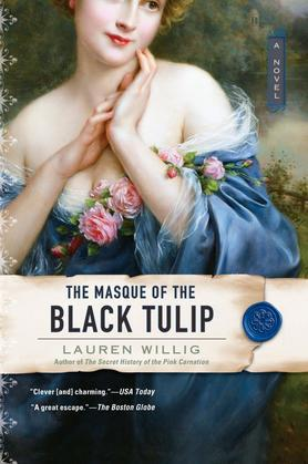 The Masque of the Black Tulip