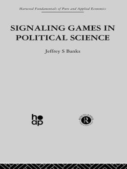 Signalling Games in Political Science