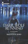 Dark Wolf Running