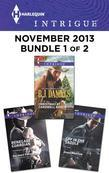 Harlequin Intrigue November 2013 - Bundle 1 of 2: Christmas at Cardwell Ranch\Renegade Guardian\Spy in the Saddle