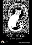 Heart of cat