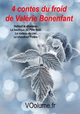 4 contes du froid de Valérie Bonenfant