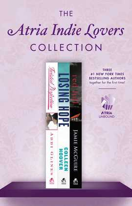 The Atria Indie Lovers Collection: Twisted Perfection, Losing Hope, and Red Hill