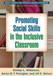 Promoting Social Skills in the Inclusive Classroom