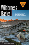 Wilderness Basics: Get the Most from Your Hiking, Backpacking, and Camping Adventures