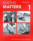 Maths Matters Workbook 1: Workbook 1