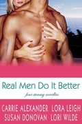Lora Leigh - Real Men Do It Better