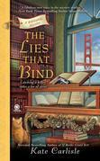 The Lies That Bind: A Bibliophile Mystery