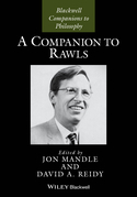 A Companion to Rawls