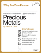 Portfolio Investment Opportunities in Precious Metals