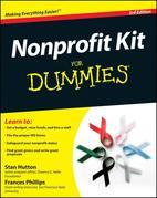 Nonprofit Kit For Dummies<sup>®</sup>