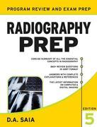 Radiography PREP (Program Review and Exam Prep)