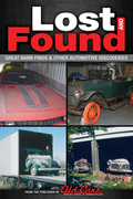 Lost and Found: Great Barn Finds and Other Automotive Discoveries