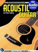 Acoustic Guitar Lessons for Beginners: Teach Yourself How to Play Guitar (Free Audio Available)