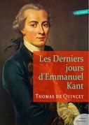 Les derniers jours de Kant