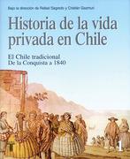 Historia de la vida privada en Chile 1
