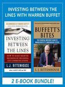 Investing between the Lines with Warren Buffet EBOOK BUNDLE