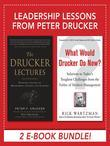Leadership Lessons from Peter Drucker