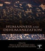 Advances in Understanding Humanness and Dehumanization