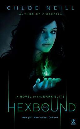 Hexbound: A Novel of the Dark Elite