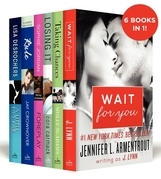 The Between the Covers New Adult 6-Book Boxed Set