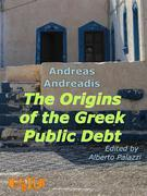 The Origins of the Greek Public Debt