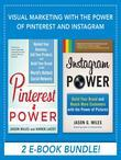 Visual Marketing with the Power of Pinterest and Instagram eBook Bundle