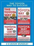 The Toyota Way to Success EBOOK BUNDLE