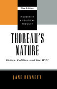 Thoreau's Nature: Ethics, Politics, and the Wild