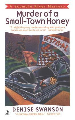Murder of a Small -Town Honey: A Scumble River Mystery