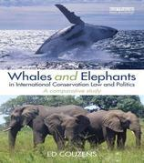 Whales and Elephants in International Conservation Law and Politics: A Comparative Study