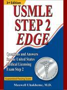 USMLE Step 2 Edge, 3rd edition