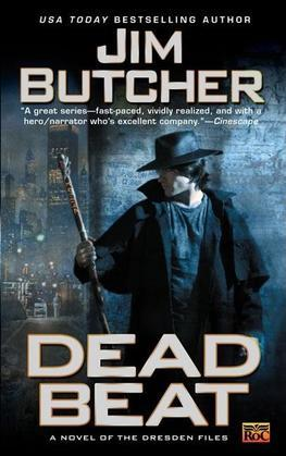 Dead Beat: A Novel of The Dresden Files