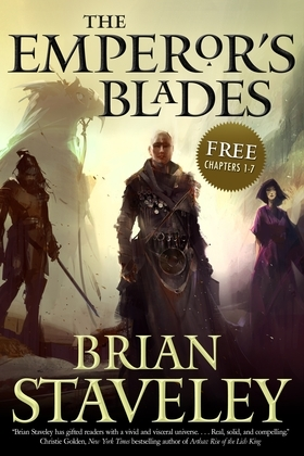 The Emperor's Blades: Chapters-1-7