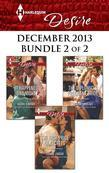 Harlequin Desire December 2013 - Bundle 2 of 2: It Happened One Night\The High Price of Secrets\The Diplomat's Pregnant Bride