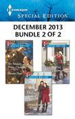 Harlequin Special Edition December 2013 - Bundle 2 of 2: Holiday Royale\Her Holiday Prince Charming\'Twas the Week Before Christmas