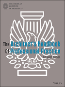 The Architect's Handbook of Professional Practice
