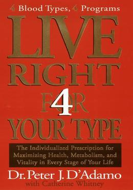 Live Right 4 Your Type