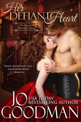 Her Defiant Heart (The Marshall Brothers Series, Book 1)