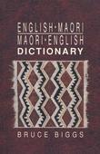Englishmaori, Maorienglish Dictionary
