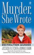 Jessica Fletcher - Murder, She Wrote: Destination Murder