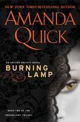 Burning Lamp: Book Two in the Dreamlight Trilogy