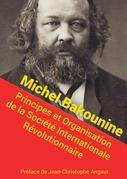 Principes et Organisation de la Société Internationale Révolutionnaire