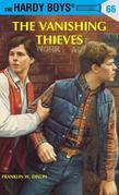 Hardy Boys 66: The Vanishing Thieves