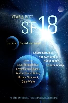 Year's Best SF 18