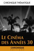 Le Cinéma des années 30